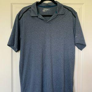 Nike Golf Dark Blue Polo